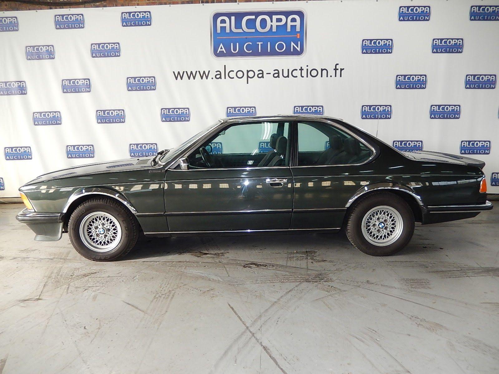 Bmw 635 635 Csi Alcopa Auction