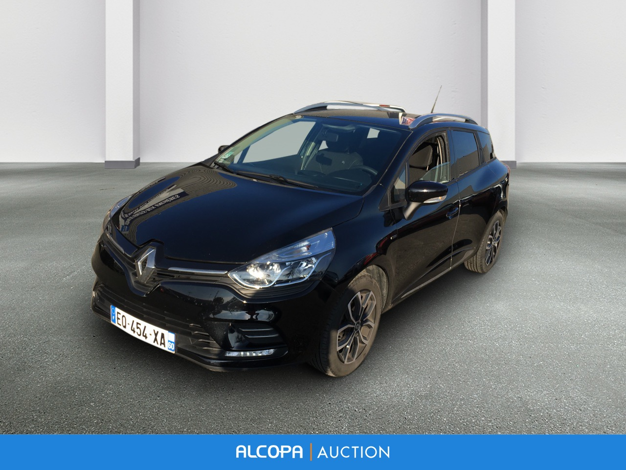 renault clio iv estate clio estate dci 75 energy limited alcopa auction. Black Bedroom Furniture Sets. Home Design Ideas