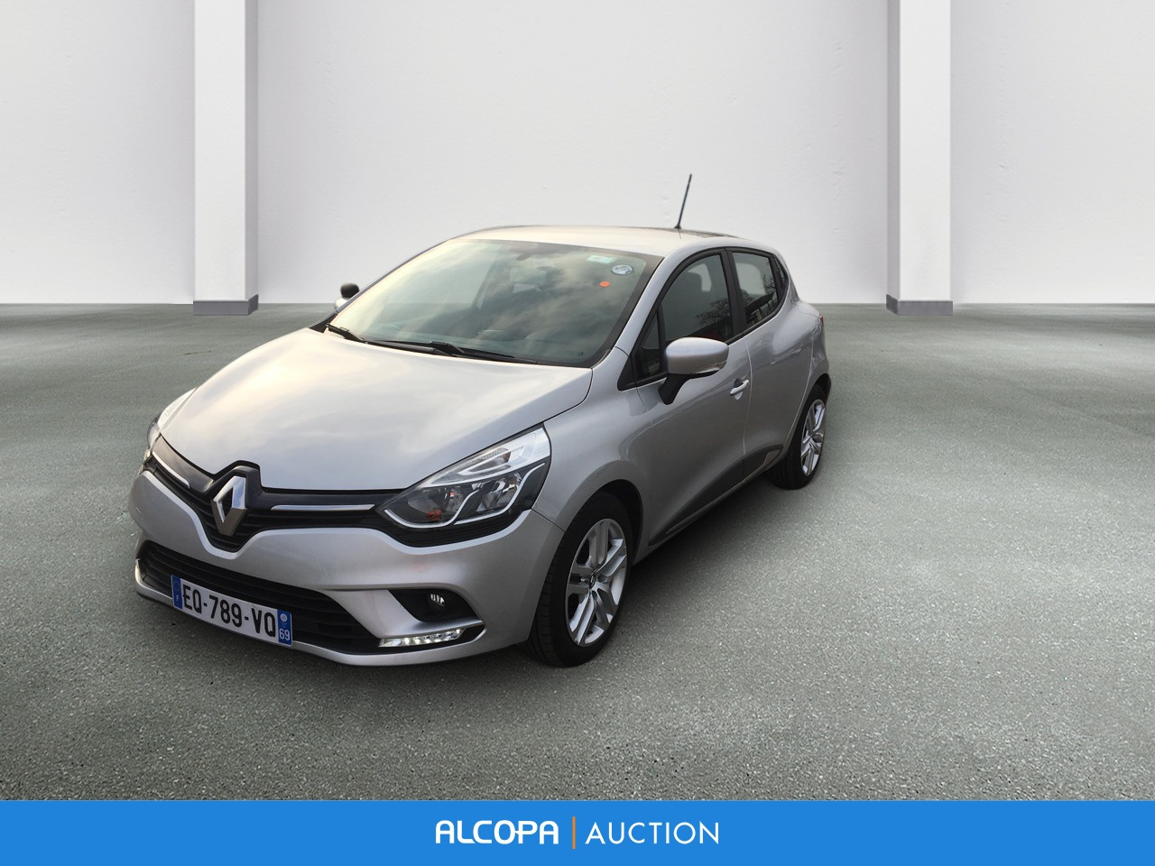 renault clio iv clio dci 75 energy ex auto ecole alcopa auction. Black Bedroom Furniture Sets. Home Design Ideas