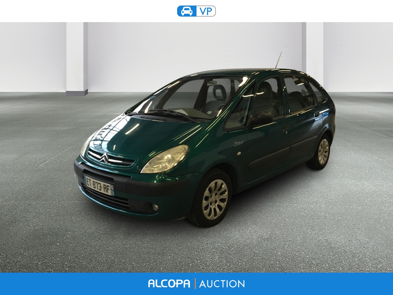citroen xsara picasso xsara picasso 2 0 hdi 90 pack alcopa auction. Black Bedroom Furniture Sets. Home Design Ideas