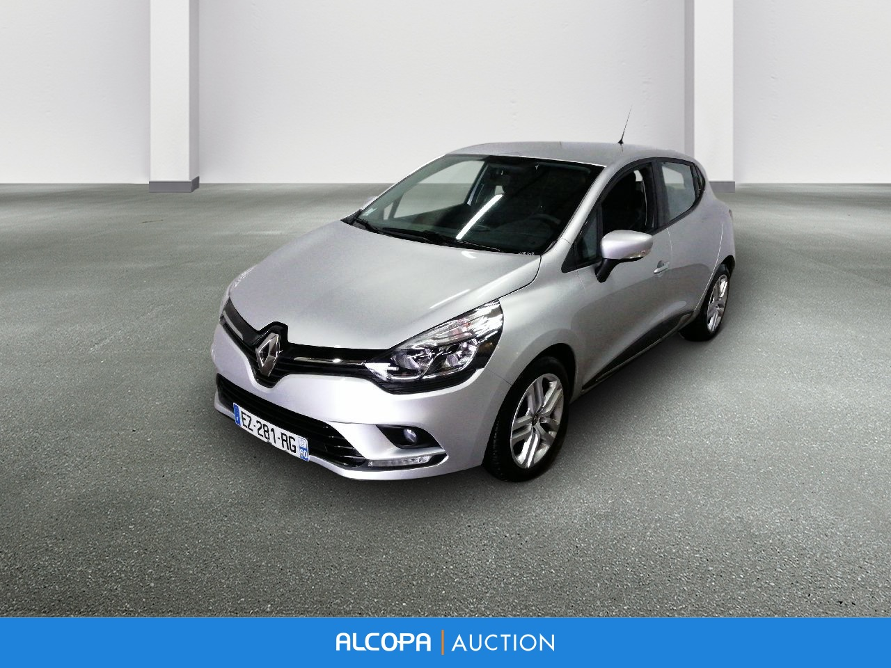 renault clio clio dci 75 energy e6c business alcopa auction. Black Bedroom Furniture Sets. Home Design Ideas