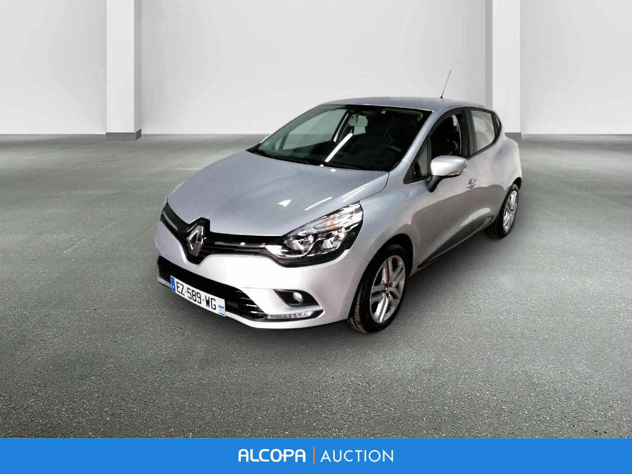 renault clio iv clio dci 75 energy business alcopa auction. Black Bedroom Furniture Sets. Home Design Ideas