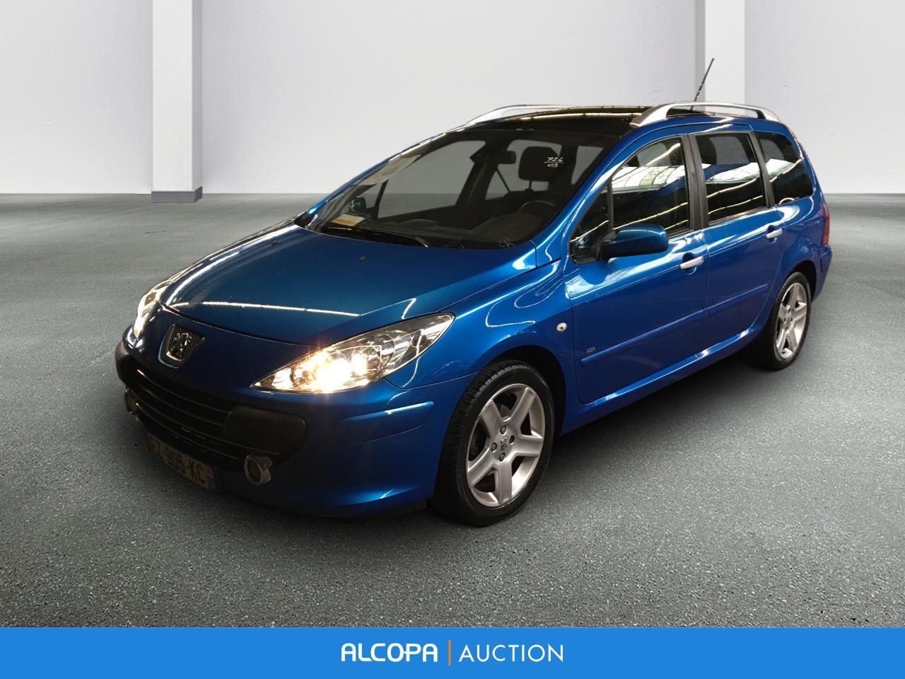 Peugeot 307 Sw 1 6 Hdi 110 : peugeot 307 sw 307 sw 1 6 hdi 16v 110 sport alcopa auction ~ Aude.kayakingforconservation.com Haus und Dekorationen