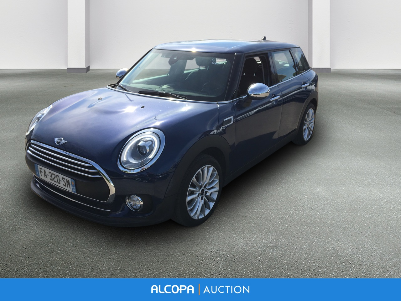 Mini Mini Clubman F54 Mini Clubman One D 116 Ch Finition Salt