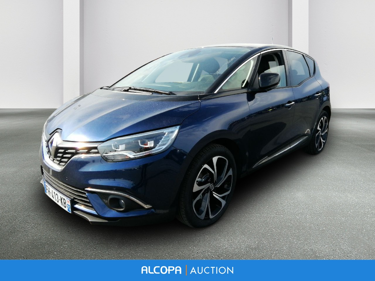 renault scenic scenic tce 140 energy intens alcopa auction