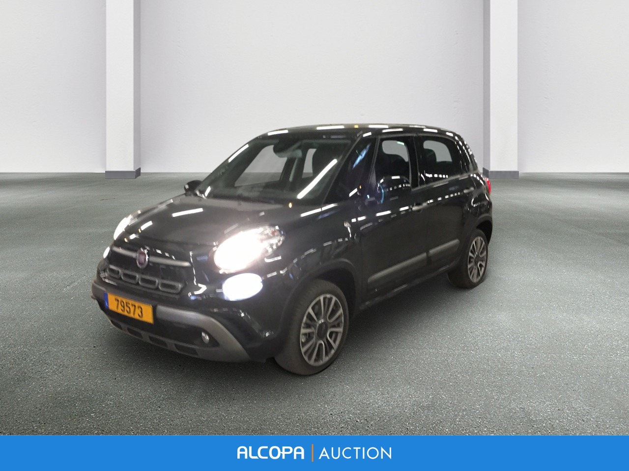Fiat 500 500l Cross 1 4 Tjet 120ch Alcopa Auction